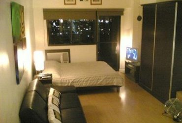 FOR SALE: STUDIO-TYPE CONDOMINIUM UNIT IN GREENBELT RADISSON IN MAKATI CITY,