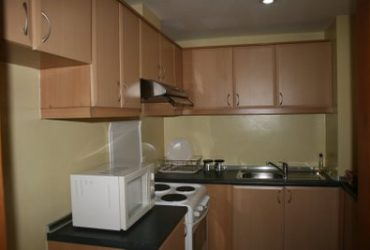 FOR RENT: ONE BEDROOM CONDOMINIUM UNIT IN GREENBELT PARKPLACE IN MAKATI CITY,