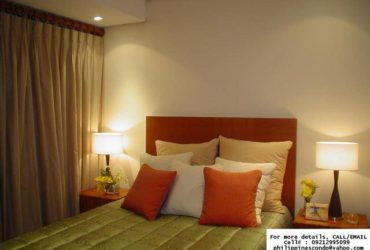FULLY FURNISHED STUDIO..OPEN FOR SHORT / LONG TERM CONTRACT…CELL# 09212995099