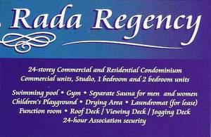 RADA REGENCY – AFFORDABLE MAKATI CONDO!