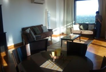 FOR RENT: TWO BEDROOMS CONDO UNIT IN SHANG GRAND TOWER IN LEGASPI VILLAGE, MAKATI CITY