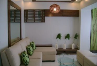 FOR RENT: TWO-BEDROOM CONDOMINIUM UNIT IN THE COLUMNS AYALA IN MAKATI CITY,
