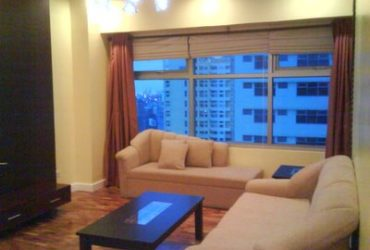 FOR RENT: TWO-BEDROOM CONDOMINIUM UNIT IN ONE ADRIATICO PLACE, MALATE MANILA CITY,