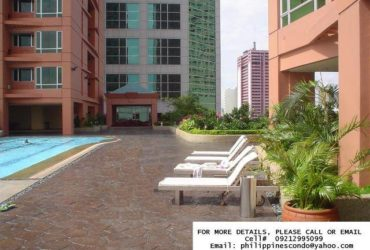 1BR & 2BR CONDO UNITS FOR RENT @ MAKATI CITY C/P# 09212995099