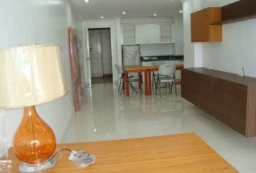 FOR SALE: ONE BEDROOM CONDOMINIUM UNIT IN PALM TOWERS IN MAKATI CITY,