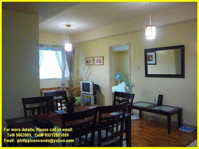 FOR RENT : 1BR CONDO UNITS @ MAKATI CITY, PHILIPPINES