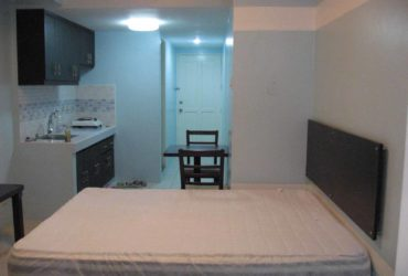 FOR SALE: P1.5M FULLY FURNISHED MAKATI STUDIO UNIT