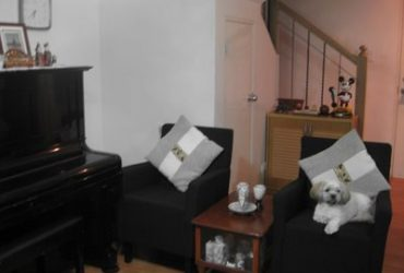 FOR SALE: THREE BEDROOM CONDOMINIUM UNIT IN WEST PARC CONDO IN AYALA ALABANG,