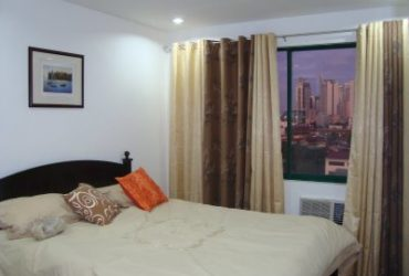FOR SALE: TWO BEDROOMS CONDO UNIT IN PALM TOWERS IN SAN ANTONIO VILLAGE, MAKATI CITY
