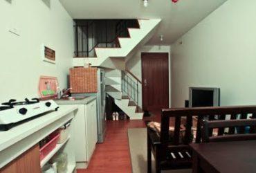 FOR RENT: ONE-BEDROOM CONDOMINIUM UNIT IN GATEWAY GARDEN RIDGE IN MANDALUYONG CITY,