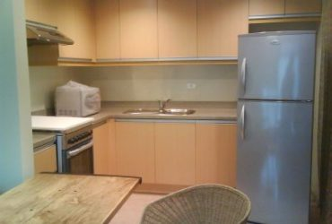FOR RENT: ONE BEDROOM CONDO UNIT IN PASEO PARKVIEW IN SALCEDO VILLAGE, MAKATI CITY