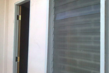 ROOM WITH TERRACE FOR 1-2 MALE WORKING OCCUPANT/S @ PIO DEL PILAR MAKATI