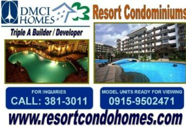 NOTHING BEATS DMCI HOMES! QUALITY , AFFORDABLE AND TRACK RECORD Makati City, Metro Manila