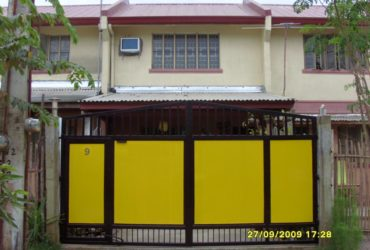 FULLY FURNISHED TOWNHOUSE IN MARIGOLD SUBD. RIZAL