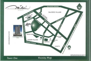 BAY GARDEN CLUB & RESIDENCES Macapagal Ave., Pasay City