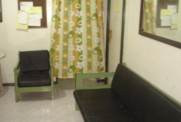 LADY BEDSPACE IN GUADALUPE BLISS, MAKATI