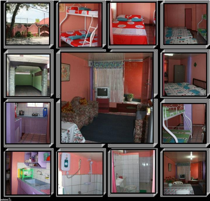 BAGUIO JERMAINE TRANSIENT HOUSE