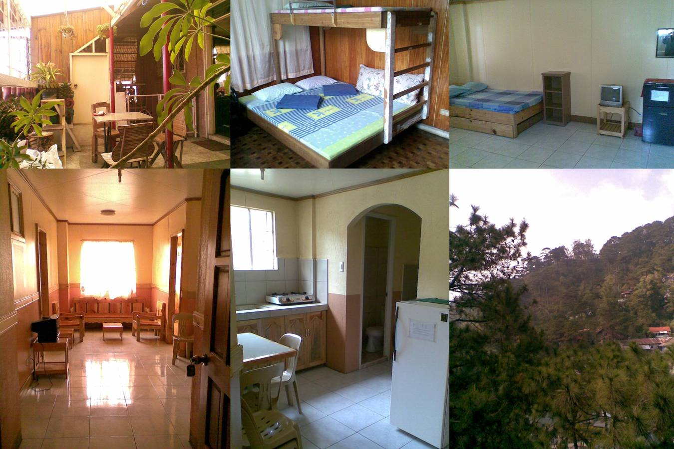 CGF TRANSIENT House Baguio