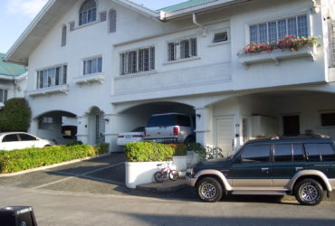 TOWNHOUSE FOR SALE QUEZON CITY – WOODSIDE NEW MANILA QUEZON CITY
