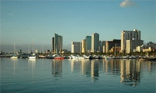 1 BEDROOM CONDO FOR SALE OR LEASE: ALONG MANILA BAY, ROXAS BOULEVARD, PHILIPPINES