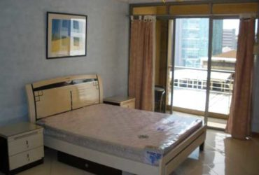 FULLY FURNISHED STUDIO UNIT WITH BALCONY IN PASEO PARKVIEW SUITES MAKATI