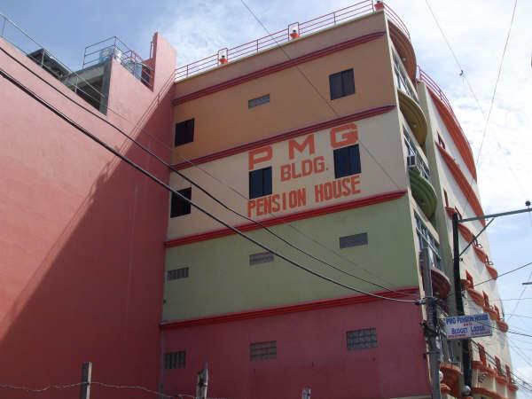 PMG PENSION HOUSE & APARTELLE.. CEBU