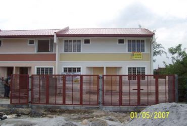 TIERRA EVELINA TOWNHOUSE QUEZON CITY