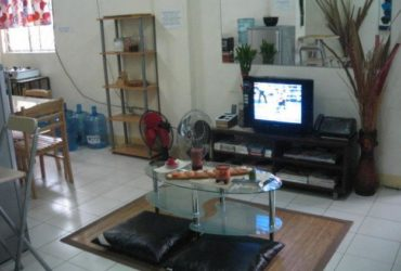 BEDSPACE FOR MALE ONLY P3, 500 W/ WIFI FULLY FURNISHED INCLUSIVE WATER&ELECTRICITY MAKATI AND AYALA AREA