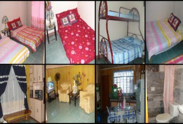BAGUIO LOUIZA AFFORDABLE TRANSIENT HOUSE W/ FREE WIFI CONNECTION