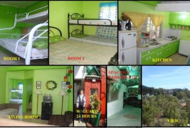 BAGUIO BEST TRANSIENT HOUSE WWW.BAGUIOSTAY.MULTIPLY.COM