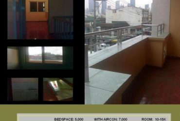 MAKATI & ALABANG RENTALS WITH BALCONY & PARKING!