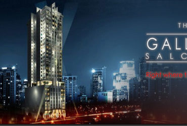 THE GALLERY CONDOMINIUM, SALCEDO, MAKATI 1BR DELUXE/ VISTA LAND RESIDENCES