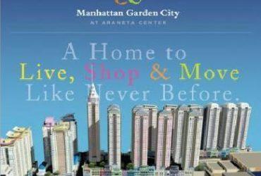 MANHATTAN GARDEN CITY,PARKVIEW TOWERS QUEZON CITY
