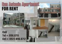 SAN ANTONIO VILLAGE APARTMENTS MAKATI