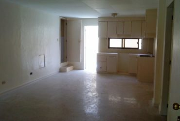 UNFURNISHED APARTMENT-CEBU