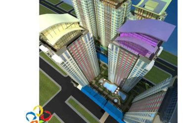 MANHATTAN GARDEN CITY @ ARANETA CENTER CUBAO – NO DOWNPAYMENT! ! ! Araneta Center cubao, quezon city