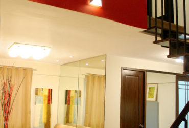 2 BEDROOM & 2 TOILET & BATH, LOFT-TYPE CONDOS MANDALUYONG