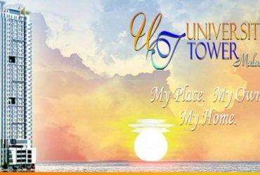UNIVERSITY TOWER MALATE FRONT OF UP MANILA, NEAR STPAULUNIVERSITY & ROBINSONS PLACE