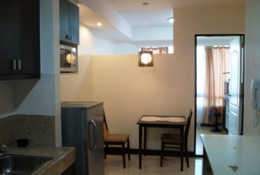 MANILA CONDO STUDIO UNIT RENT – ORTIGAS 17K FULLY FURNITURE
