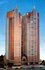 SKYWAY TWIN TOWER UPPER PENTHOUSE UNIT PASIG CONDO