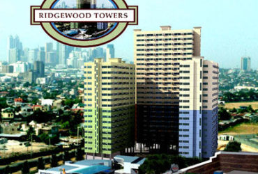 RIDGEWOOD TOWERS @ C5 MAKATI C5 ROAD TAGUIG