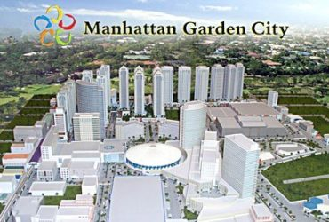 THE MANHATTAN GARDEN QUEZON CITY