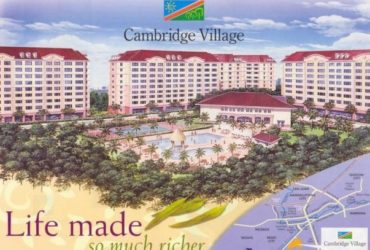 CAMBRIDGE VILLAGE CONDOMINIUMS PASIG