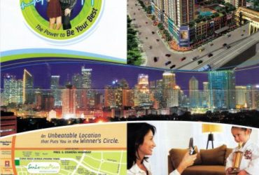 SAN LORENZO PLACE, NEAR TO SLEX, MAKATI MEDICAL CENTER, GREENBELT, MALL OF ASIA ETC
