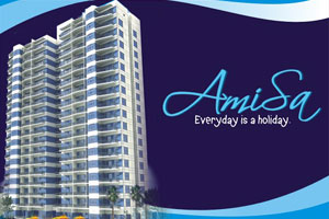 AMISA CONDO : LOW MONTHLY PAYMENT 0% INTEREST PROMO / ROBINSONS LAND / WWW.REALTYMANILA.COM CEBU