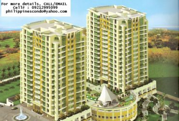 FOR SALE CONDO UNITS @ METROPOLITAN PARK, @ MANILA BAY..CELL#: 09212995099  PASAY