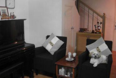 FOR SALE: THREE BEDROOM CONDOMINIUM UNIT IN WEST PARC CONDO IN AYALA ALABANG
