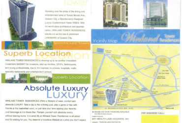 WINLAND TOWER RESIDENCES – GOOD INVESTMENT T QUEZON CITY