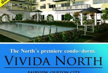 VIVIDA NORTH CONDO-DORM QUEZON CITY