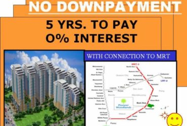 CONDO NEAR EDSA FOR AS LOW AS P13,000/MONTH! NO DOWNPAYMENT AND NO INTEREST FOR 5 YEARS!!! EDSA  MANDALUYONG